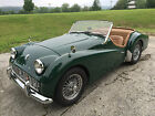 Triumph%3A+TR3B+Restored+%26+Stunning+with+Performance+Upgrades