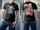 NEU T-SHIRT S M L XL XXL Trillest Skull Piston Rockabilly Old School Vintage