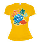 buXsbaum®  Girlie T-Shirt Beachvolleyball