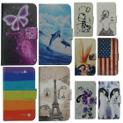 For Samsung Galaxy J3 J3109 Cell Phone Flip PU Leather Case Cover&Card Wallet