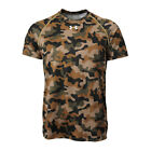 New Under Armour UA Team Camo Locker Tee Cool, Dry & Light - Pick Size & Color
