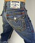 True Religion Men's Hand Picked Straight Rope Super T Jeans - MN2859VA3 38x34