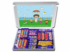 GOOD LUCK IN YOUR NEW SCHOOL Personalised Chocolate Selection Gift Hamper *