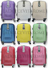 TROLLEY VALIGIA BAGAGLIO A MANO CABINA RYANAIR EASY JET 4 RUOTE LOW COST ABS