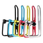 Mountain Bicycle Double Beads Aluminum Sports Water Bottle Holder Cage Drinks NJ