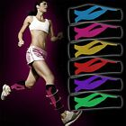 1pc Comfort Elastic Calf Support Guard Protector Leg Brace Wrap Sleeve NJ
