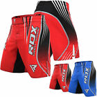 RDX MMA Shorts Muay Mens Short Thai Grappling UFC Kick Boxing Cage Fighting