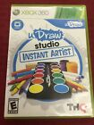 uDraw Studio: Instant Artist Complete Microsoft Xbox 360 Game Only
