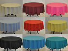 Fabric Tablecloth / Linen made for very small tables from polyester not cotton