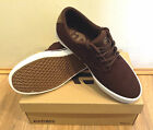 Etnies Jameson Vulc Mens Shoe Dark Brown