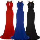 Sexy Women's Formal Long Party Evening Ball Gown Cocktail Prom Bridesmaid Dress