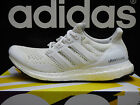 NEW ADIDAS Ultra Boost Men's Running Shoes Kanye West - White/White;  S77416