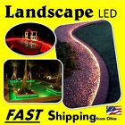 LED Landscaping Lights - - Border Stone Lights - - all colors - - Outdoor Lights