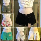 Women's Levi's Shorty Shorts ~ Various Colors & Sizes ~ New with Tags!!