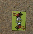 B5 PIN DISNEY Nightmare Before Christmas Mystery Series Playing Card Barrel