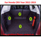 Fly5D Trunk Mats Cargo Liner - Honda CRV - 2012-2016 - All Weather Fit Carpets