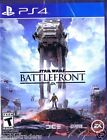 Star Wars Battlefront (Sony PlayStation 4, 2015)  *Factory Sealed*