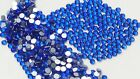 Swarovski Sapphire Crystals Non Hotfix Rhinestone for Nail Art Decoration
