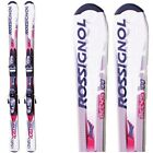 Ski occasion Rossignol Actys 100/200/300 + fixations