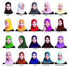 1 Piece Amira hijab underscarf hood Microfiber blend NEW pullover