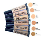 USHAS Pro Concealer Dark Eye Circle Cover Long Lasting Hide Blemish - 6 Shades
