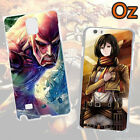 Attack on Titan Cover for Samsung Galaxy S7, Quality Painted Case WeirdLand