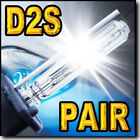 For Nissan 350Z 2006 -  2009 Xenon HID Headlight Replacement Bulbs Low Beam D2S