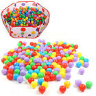 Lot Colorful Ball Fun Ball Soft Plastic Ocean Ball Baby Kid Toy Swim Pit Toy