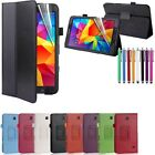 New Leather Smart Case Cover for Samsung Galaxy Tab 4  7 Inch  T230/T235 Tablet