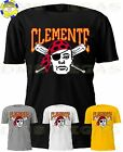 Pittsburgh Pirates Roberto Clemente Face Jersey T-Shirt Men Size S-XL on Ebay