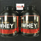 OPTIMUM NUTRITION ON 100% WHEY PROTEIN GOLD STANDARD 10LB (2 X 5LB JUGS) CHEAP