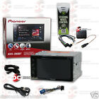 """PIONEER AVH-280BT 6.2""""TOUCH LCD DVD BLUETOOTH STEREO FREE STEERING WHEEL HARNESS"""
