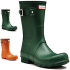 Mens Hunter Original Short Festival Snow Waterproof Wellingtons Boots UK 6-12