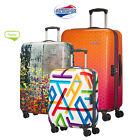 American Tourister Jazz Spinner Suitcase 4 Wheel Spinner Cabin Luggage Suitcase