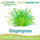 earthessence GINGERGRASS ~ CERTIFIED 100% PURE ESSENTIAL OIL Therapeutic Grade