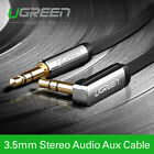 AUX Cable 3.5mm Auxiliary Cord for Smartphone Car iPod PC MP3 iPhone ANDROID HTC