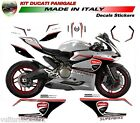 Sticker kit for Ducati 1199 Panigale 899 Panigale Decals for fairings superbike