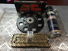SINNIS APACHE 125 QM125GY 2B JT CHAIN AND SPROCKET S SET KIT INCREASES TOP SPEED