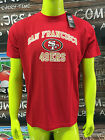 San Francisco 49ers NFL Majestic T-Shirt Red