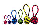 Multipet Nuts for Knots Heavy Duty Rope with Tug Dog Toy free Shipping