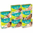 Pampers Swaddlers Diapers Jumbo Pack Preemie All Size Newborn 1 2 3 4 5 6