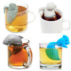 Silicone Tea Strainer/Infuser/Filter/Colander/Diffuser Steep Brew Loose Leaf