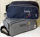 Personalised Shoe Golf Bag 12 Designs Your Choice /Gift