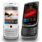 """Blackberry 9800 3G AT&T 4GB 5MP WiFi 3.2"""" TFT QWERTY Slider Smartphone"""