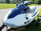 2012 YAMAHA VX110 SPORT WITH ONLY 44 HOURS WITH TRAILER TUBE - NO RESERVE !!