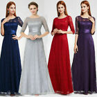 Kyпить Ever Pretty Long Mother Of The Bride Dress Evening Formal Party 3/4 Long Sleeve на еВаy.соm
