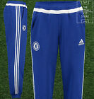 Chelsea Tracksuit Pants - Official Adidas Football Training Wear - All Sizes