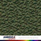 Russian Flora Camouflage Military Graphics Vehicle Decal Vinyl Film Wrap Pattern