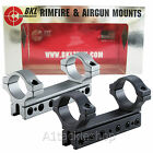 "BKL 260/260H 1""/25mm Air Rifle/Gun/Rimfire Mounts 1 Piece 9-11mm Scope Mount"