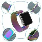Milanese Magnetic Loop Stainless Steel For Apple Watch iWatch Watch Band Strap